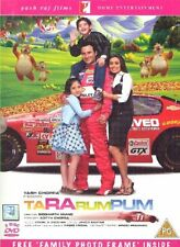 Ta Ra Rum Pum (Hindi DVD) (2007) (English Subtitles) (Brand New Original DVD)