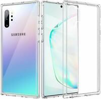 Coque Protection Samsung Galaxy Note 10 Plus Housse Etui Antichoc Cushion Case