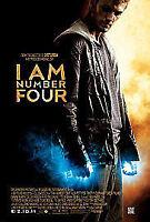 I Am Number Four [DVD], Very Good DVD, Alex Pettyfer, Timothy Olyphant, Teresa P