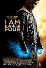 I Am Number Four (DVD, 2011) Leading Role:Timothy Olyphant