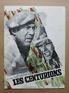 Claudia Cardinale Alain Delon Anthony Quinn French pressbook 1966 Lost Command