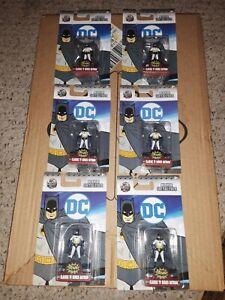 Jada Nano Metalfigs BATMAN CLASSIC TV SERIES dc 13 lot of 6