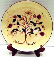 Salad Plates, Tree of Life by Pottery Barn, Set of Plates, Dinnerware, Pottery