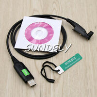 USB Programming Cable for Motorola GP328 Plus GP338 XLS EX500 EX560 EX600 Radio