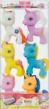 Dream Kingdom Unicorns Pre School Young Children Toys 6 Pack Baby Bnib Age 3 +