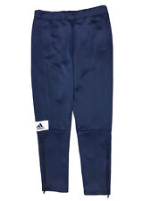 Adidas Men's Climalite Navy Blue Active Game Mode Pants