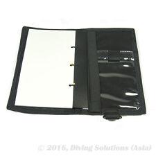 Scuba Diving Dive Deluxe Underwater Notebook Waterproof Paper w/ Pencil