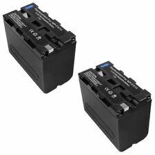 10400mah-Acu Batería Batería Sony np-f930 f930//b f950 f950//b f960 f970 f970//b