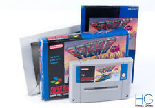 F Zero Boxed - Super Nintendo SNES Retro Game Cartridge PAL [1]