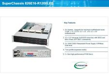 "Supermicro 2U 12x 3.5"" alloggiamenti Storage Server, 12 Core, 24 GB di RAM, controller RAID"