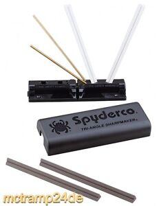 Spyderco Tri-Angle Messerschleifgerät Messerschärfer Sharpmaker