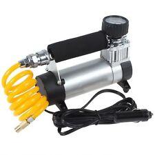 Portable Tire Inflator Max Pressure Flow Auto Vehicle Car Compressor Fast Pump