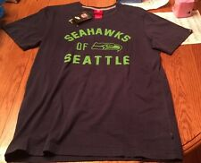 Nike NFL Seattle Seahawks Football Player Shirt Large NWT $32