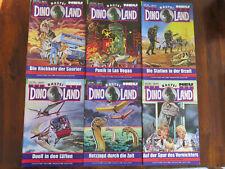 Dino Land, Bastei, Serie Band 1 - 15