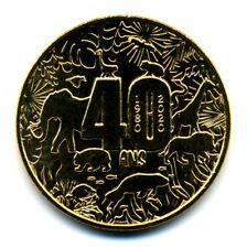 41 BEAUVAL Zoo, 40 ans, 2020, Monnaie de Paris