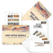 USPS New Post Office Murals Memento