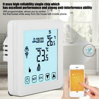 Digital LCD Temperature Controller Programmable WiFi Thermostat Home Room Heatin