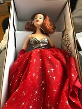 1998 Effanbee Doll Company Brenda Starr Red Ball Gown In Original Box-Complete