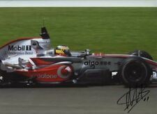 Pedro De La Rosa McLaren MP4-21 F1 Season 2006 Signed Photograph 6