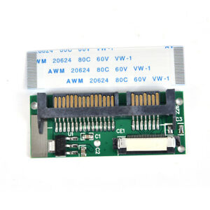 High Quality 24-Pin ZIF to SATA Adapter  Converter Connector CarC HB