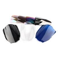 ABS Windscreen Windshield for Kawasaki Ninja ZX6R 2000-2002 Wind Deflector
