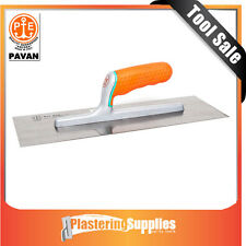 Ancora Pavan  848  Finishing Trowel 360mm  Eccelsa Grip  Made in Italy