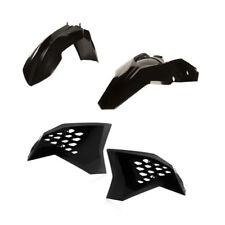 Acerbis Std Plastic Kit - BLACK - KTM 200-530 EXC XC-W 2008-2011 _2113790001
