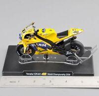 1/18 IXO-Altaya Yellow Yamaha YZR-M1 46# World Championship 2006 Motor Bike Toy