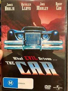 The Car region 4 DVD (1977 James Brolin horror movie)