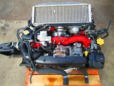 2008-2019 Subaru Wrx STi EJ257 Engine VF48 Turbo Impreza Wrx STI EJ257 Motor V10