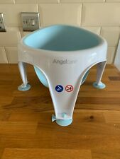 RRP £30 - ANGELCARE SOFT TOUCH BATH SEAT Aqua - NEW