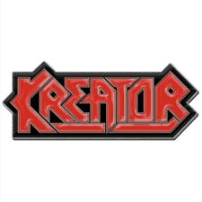 Kreator Metal Badge Pin K001PC Destruction Exodus Slayer Testament Over Kill