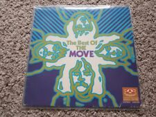 The Move-The Best of vinyl LP Germany