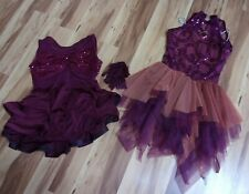 Lot of Two Dance Skate Costumes Adult Size Large