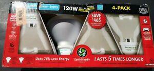 Indoor/outdoor Floodlight 120w Replacement 4-Pack