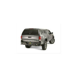 Warn For 2016 - 2017 Toyota Tacoma Ascent Rear Bumper - 98054