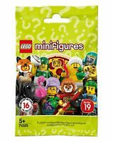 GENUINE LEGO MINIFIGURES SERIES 19 71025 PICK CHOOSE YOUR OWN
