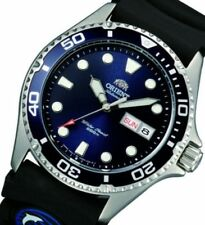 Orient Men Ray II Rubber Japanese Automatic FAA02008D9 Stainless Steel Diving