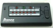 Ibanez Automatic Tuner Digital Processing Tuner Guitar Case RoHS Compliant Bass