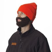 Beard Beanie -The Original- Hunter Orange