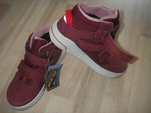 Ecco goretex schöne Schuhe Boots Halbstiefel Gr.30