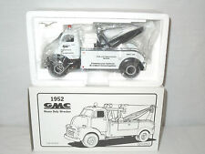 Department Of Transportation 1952 GMC Heavy Duty Wrecker   By First Gear