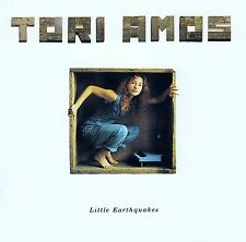 TORI AMOS : LITTLE EARTHQUAKES / CD - NEUWERTIG