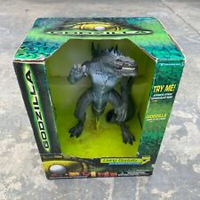"Living Godzilla 10"" Action Figure Toy 1998 Trendmasters Rare Collectible NEW Vtg"