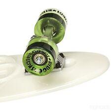 "Large Mini Cruiser Skateboard 27"" Complete Glow in the Dark, Made in Uk, Ridge"