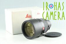 Leica Apo-Summicron-R 180mm F/2 Rom Lens for Leica R #35941L2