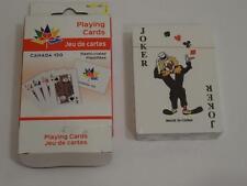 150 Jahre Kanada Canada Karten Kartenspiel Joker 32 Karten Urlaub Spiel Game NEU