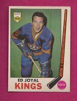 1969-70 OPC # 108 KINGS ED JOYAL GOOD CARD (INV# 9868)