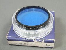 Heliopan série vi b12 3x -1,5 correction bleu top + boîte!