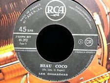 LES CHAKACHAS Beau coco / Eso es el amor 45292 JUKE BOX